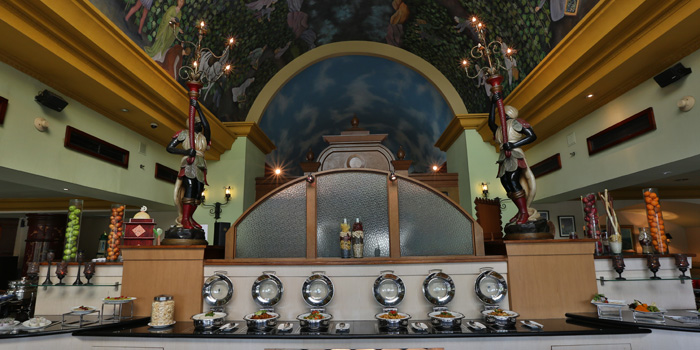 Interior 2 at Porta Venezia, Aryaduta Semanggi