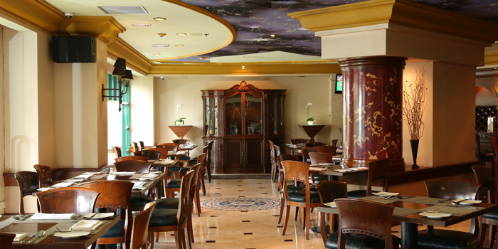 Interior 1 at Porta Venezia, Aryaduta Semanggi