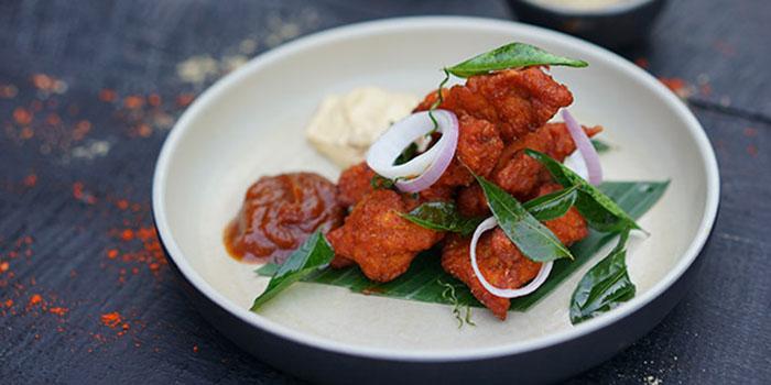 Kashmiri Curry Chicken of Sarong
