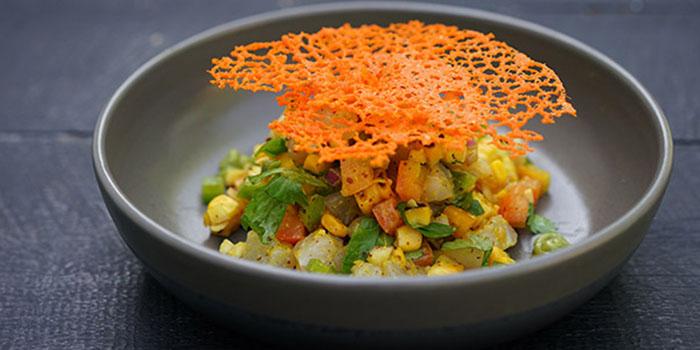 Kerala Fish Ceviche of Sarong