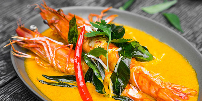 Malabari Prawn Curry of Sarong
