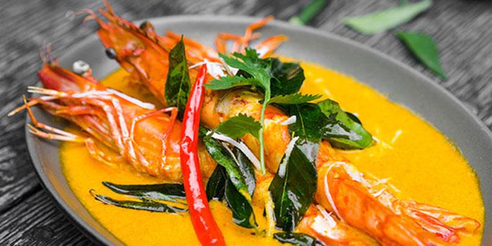Malabari Prawn Curry of Sarong