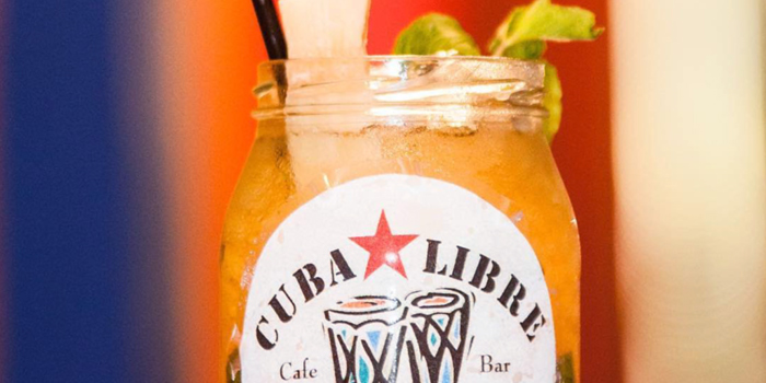 Classic Mojito from Cuba Libre Cafe & Bar (Clarke Quay) in Clarke Quay, Singapore