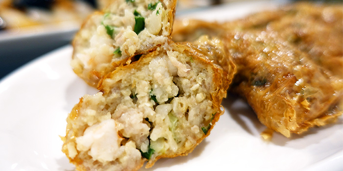 Goldleaf Prawn Rolls from Goldleaf Restaurant (Katong) in Katong, Singapore