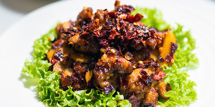 Kaohsiung Chilli Chicken from Goldleaf Restaurant (Katong) in Katong, Singapore