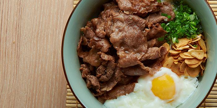 Hokkaido Snow Beef Don from Hokkai Villa in Telok Ayer, Singapore