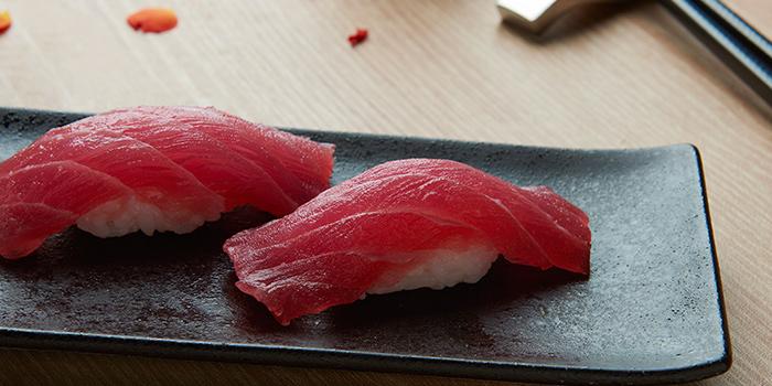 Maguro Sushi from Hokkai Villa in Telok Ayer, Singapore