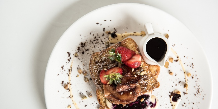 Brioche French Toast from Jones the Grocer in Dempsey, Singapore