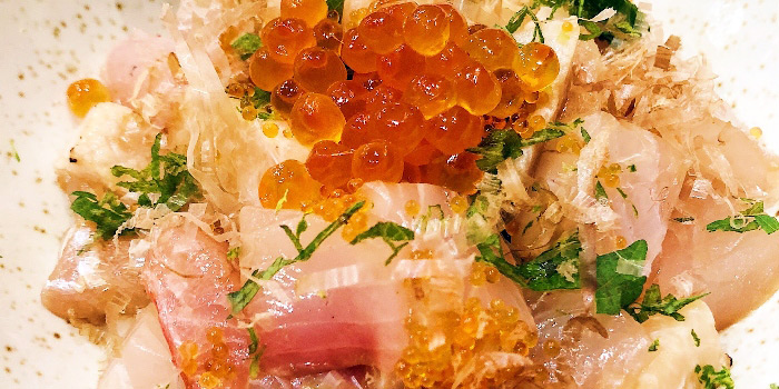 Bara Chirashi from Jun Omakase in Raffles Place, Singapore