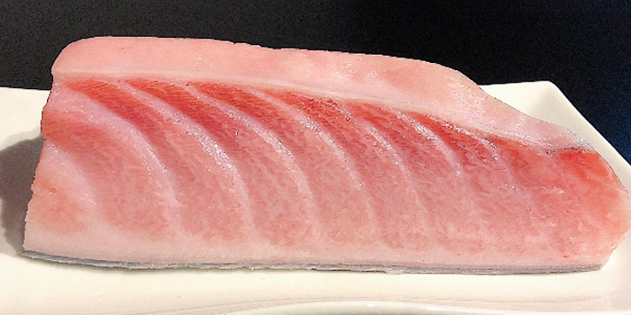 Otoro from Jun Omakase in Raffles Place, Singapore