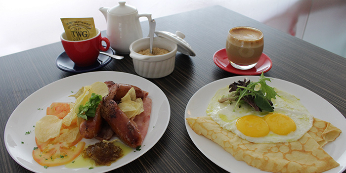 Brunch Specials from La Petite Cuisine in Bukit Timah, Singapore
