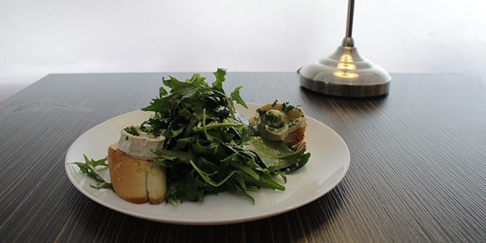 Goat Cheese Salad from La Petite Cuisine in Bukit Timah, Singapore