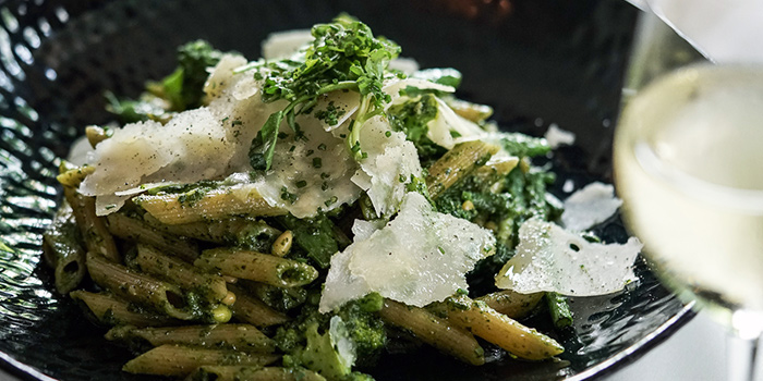 Green Goddess Penne Pesto from PS.Cafe Ann Siang Hill in Chinatown, Singapore