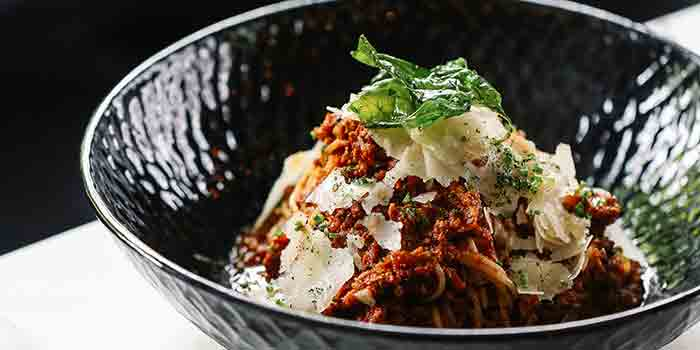 Spaghetti Bolognese from PS.Cafe Harding in Dempsey, Singapore