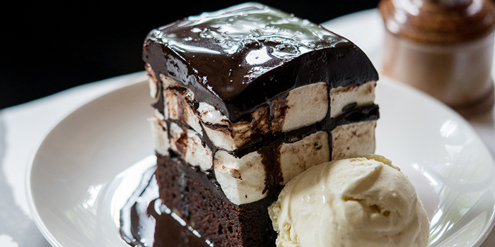 Ultimate Fudge Brownie from PS.Cafe Harding in Dempsey, Singapore