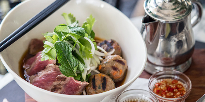 Beef Pho from PS.Cafe Palais Renaissance at Palais Renaissance in Orchard, Singapore