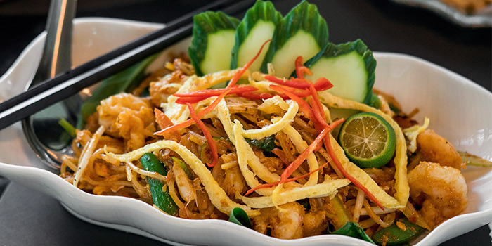 Spaghetti Crab Mee Goreng from PS.Cafe Palais Renaissance at Palais Renaissance in Orchard, Singapore
