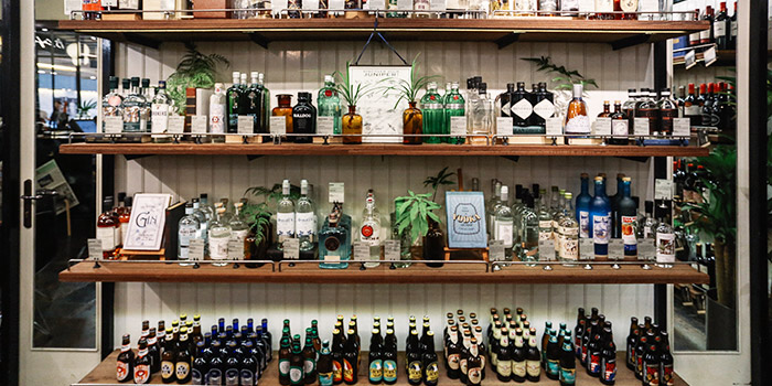 Alcohol Collection from PS.Cafe Paragon at The Paragon in Orchard, Singapore