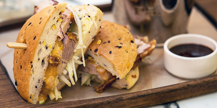 Roasted Pork Belly Bap from PS.Cafe Raffles City at Raffles City Shopping Centre in City Hall, Singapore