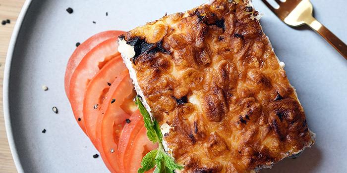 Greek Moussaka from Pita Tree Mediterranean Kitchen & Bar in Boat Quay, Singapore