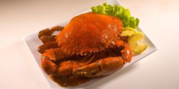 Crab Masala from Sakunthala