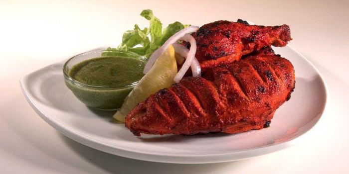 Tandoori Chicken Masala from Sakunthala