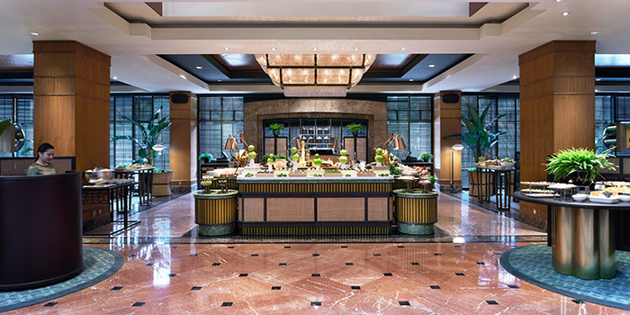 Weekend High Tea Buffet from Tea Lounge at Regent Singapore in Tanglin, Singapore