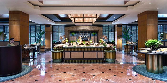 Weekend High Tea Buffet from Tea Lounge at Regent Singapore in Tanglin, Singapore