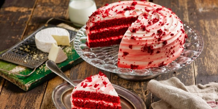 Red Velvet Cheesecake from The House of Robert Timms (Wheelock Place) in Orchard, Singapore