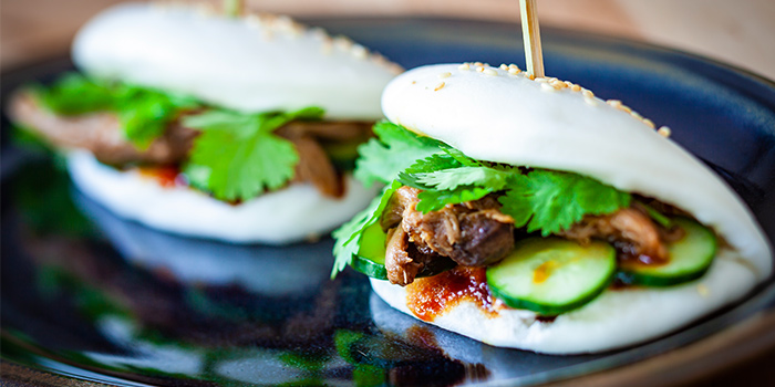 5 Spice Duck Leg Bao from The Sampan in Boat Quay, Singapore