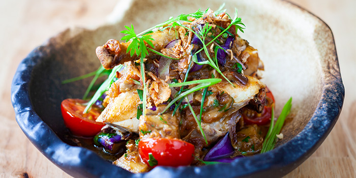 Baby Chicken from The Sampan in Boat Quay, Singapore