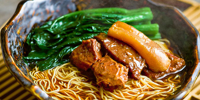 Braised Pork Cartilage Vermicelli from Tim Ho Wan (Plaza Singapura) in Dhoby Ghaut, Singapore