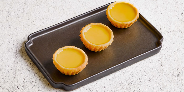 Egg Tart from Tim Ho Wan (Westgate) in Jurong, Singapore