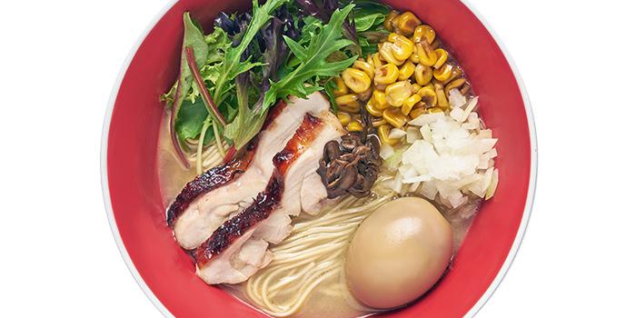 Tsuta Japanese Soba Noodles (Pacific Plaza)