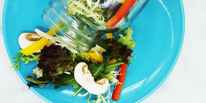 Salad, LCB express, Causeway Bay, Hong Kong