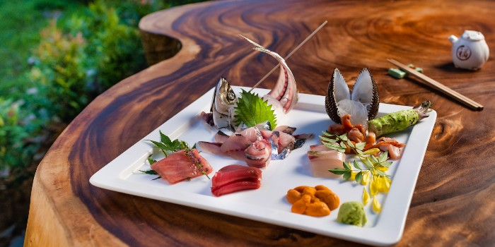 Sashimi Platter from Greenwood Fish Market @ Valley Point in River Valley, Singapore