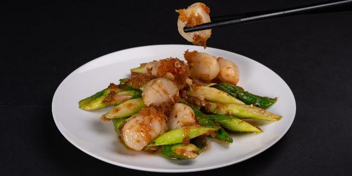 Shrimp Dumpling Noodle from TCC @ OSC in Orchard, Singapore