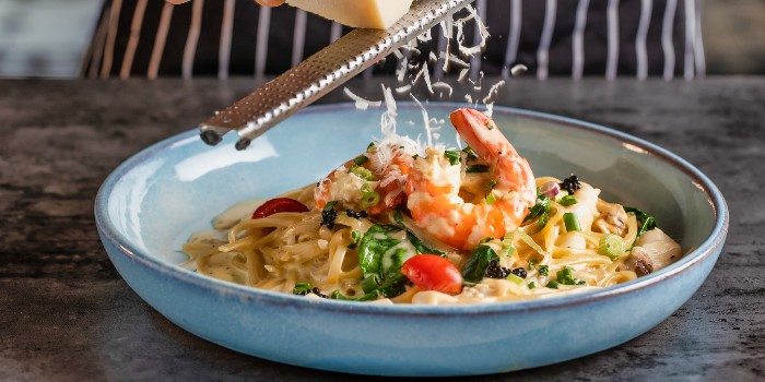 Seafood Linguine from Greenwood Fish Market @ Valley Point in River Valley, Singapore