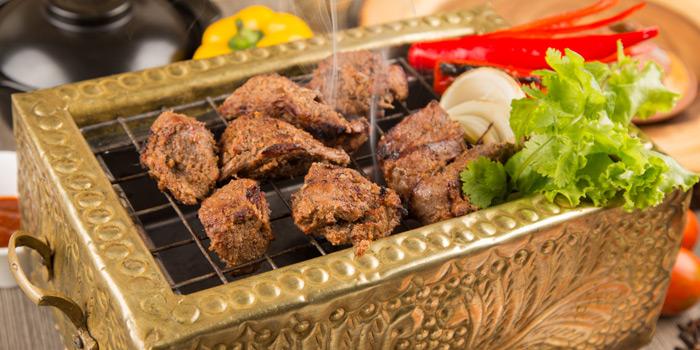 Signature Dish from Arabesque Restaurant at 68/1 Sukhumvit Soi 2 Sukhumvit Rd, Klongtoey Bangkok