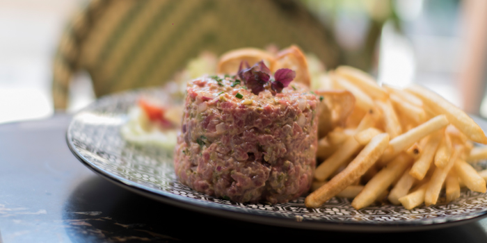 Steak Tartare, Metropolitain, Sai Ying Pun, Hong Kong