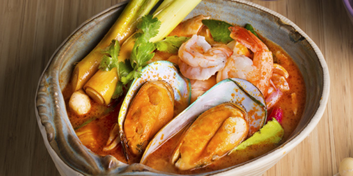 Dish 2 at Thai Street, Setiabudi One