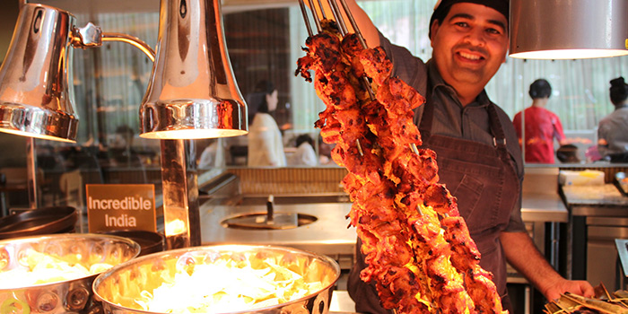Tandoori Chicken from Food Capital at Grand Copthorne Waterfront Hotel in Robertson Quay, Singapore