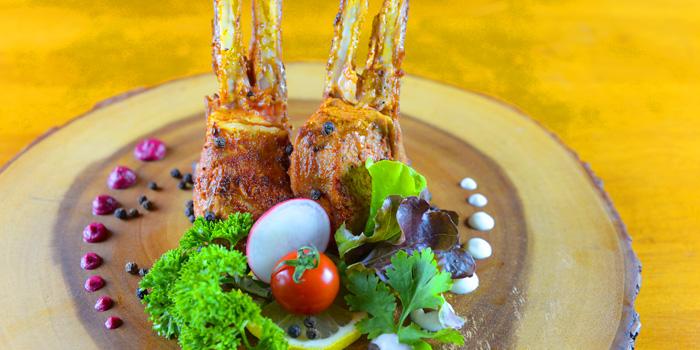 Tandoori Lamb Chop from Kebabs & Kurries Restaurant at 265/2 Soi Sukhumvit 31 Khlong Toei Nuea, Khet Watthana Bangkok