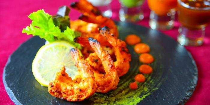 Tandoori Jhinga from Kebabs & Kurries Restaurant at 265/2 Soi Sukhumvit 31 Khlong Toei Nuea, Khet Watthana Bangkok