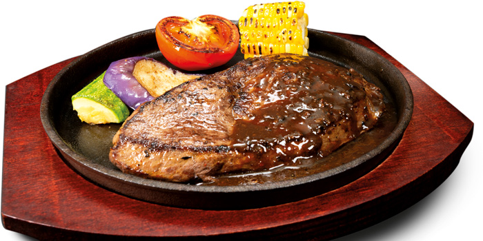 US Wagyu Beef, Mall Café, Tsim Sha Tsui, Hong Kong