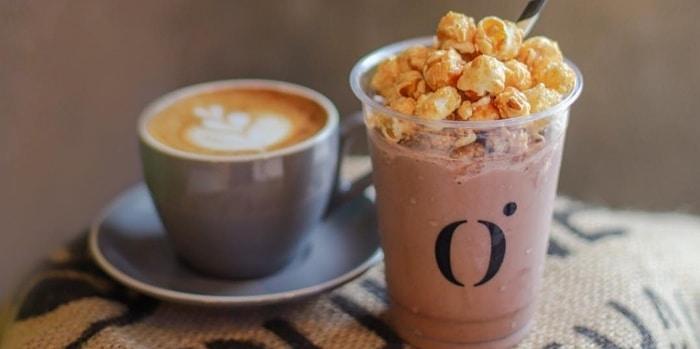 Beverage 2 at Phos Coffee & Eatery, Alam Sutera
