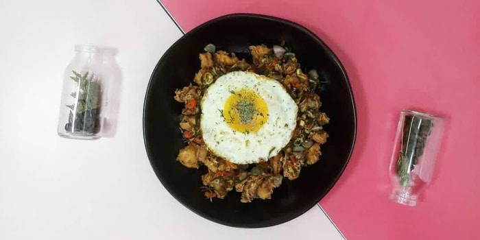 Dish 1 at La Vie Kitchen & Coffee