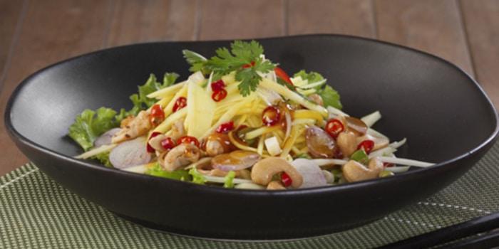 Dish 3 at Thai Street, Gandaria