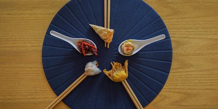 Dish 1 at FuFuFu, Menteng