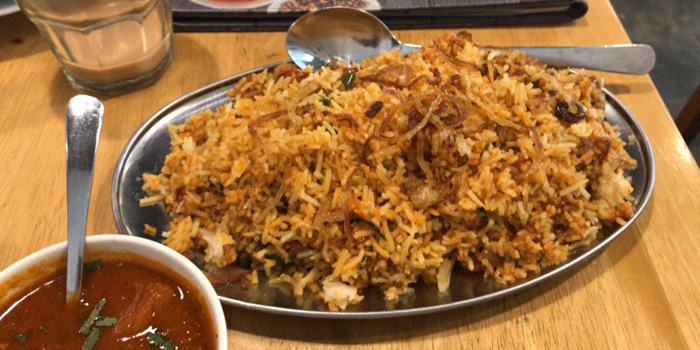 Dish 2 at Little India, Thamrin